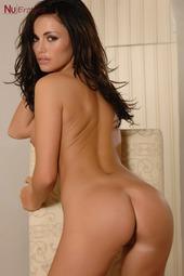 Gemma Massey Strips Off Her Lingerie