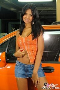 Karla Spice Sexy Teen