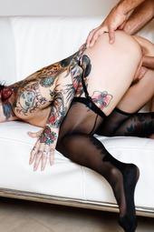 Joanna Angel In Cum On My Tattoo