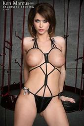 Emily Addison Caged