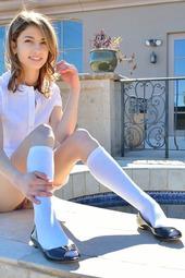 Amateur Teen Girl Kristen
