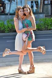 Kristen And Nina