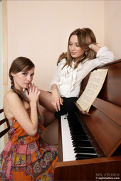 Svetlana And Lilya In Teach Me