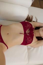 Sophia Blake Strips Off Her Lingerie