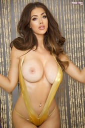 Heavy Chested Cara Rose