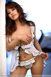 Scorching Hot Asian Babe Karen