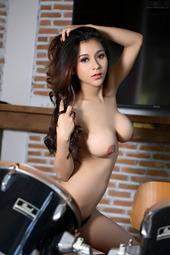 Flawless Asian Girl Fatin