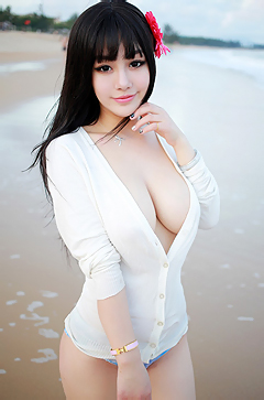 Japanese Beach Angel