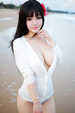 Japanese Beach Angel