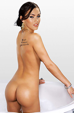 The Amazing Megan Fox