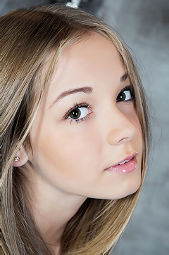Beauty Teen Girl Jeff Milton