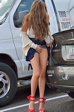 Hot Teen Nina
