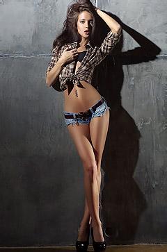 Skinny Beauty