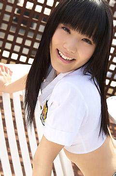 Cute Schoolgirl Yuri Hamada