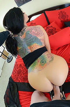 Busty Pornstar Romi Rain Fucked