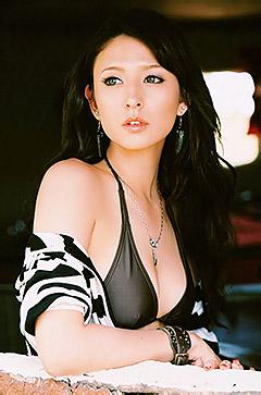 Sexy Leah Dizon