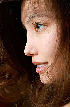 Russia's Eurasian Beauty Anna Aki