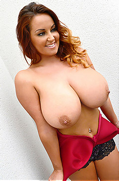 Amazing Big Boobs