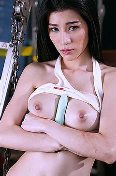Busty Asian Girl Mei Mei