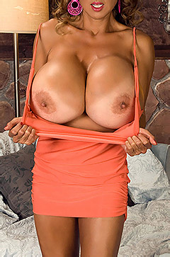 Mighty Tits In The Bedroom