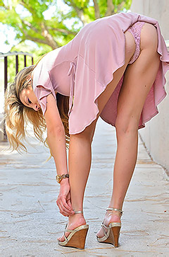 Leah In Pretty In Pink