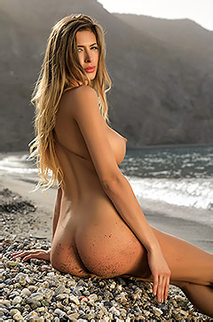 Claudia In The Shoreline 2