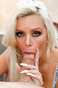 French Anal MILF Nina Elle