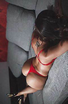 Sexy Round Butt