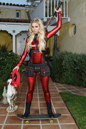 Jessa Rhodes In Lady Deadpool
