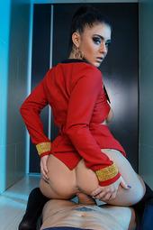 Aysha X In Star Trek