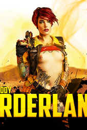 Silvia Rubi In Borderlands