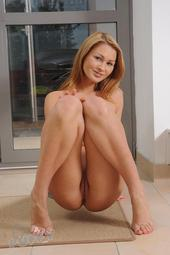 Antonia and her hot pussy