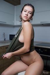 Brianna Y In Hot Chef
